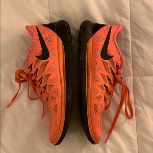 Women's Nike Free 5.0 Sneakers